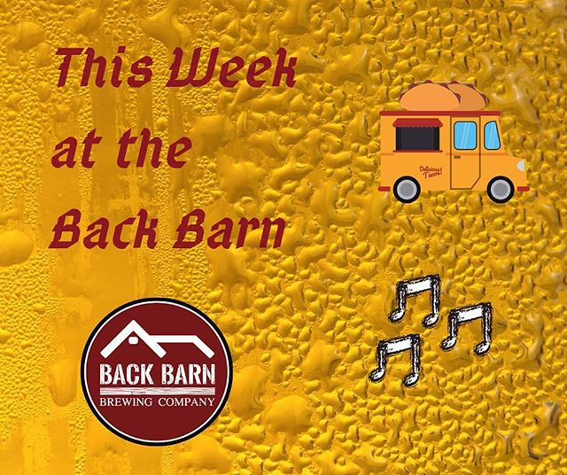 Ahhhhh it's so nice to have warm sunny weather back. How we've missed you 🌞 😃  To make the most of the spring weather be sure to come see us 1 (or all) of our day 😝  This week at the Barns..... Wednesday 4-8  Thursday 3-9  Friday 12-10 - Music by Dani Dae Duo from 5-730  Saturday 12-10 - Music from Loosely Wound String Band from 3-530 & food from Buena Comida  Sunday 12-6 - Buena Comida coming back to provide the grub. 🍻 🍺  #beer #brewery #drinklocal