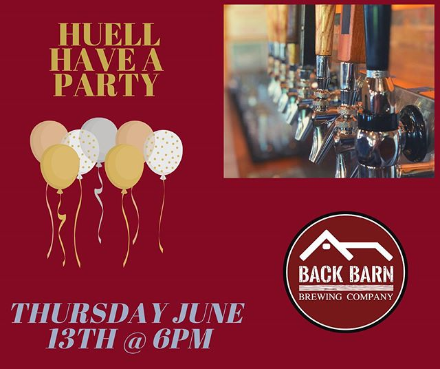 🚨 BEER RELEASE TOMORROW🚨  Huell Have Another is Back Barn Brewing Company's new release; a tart Pale Ale perfect for summer drinking!  #brewery #craftbeer #beer #beerstagram #upstateny