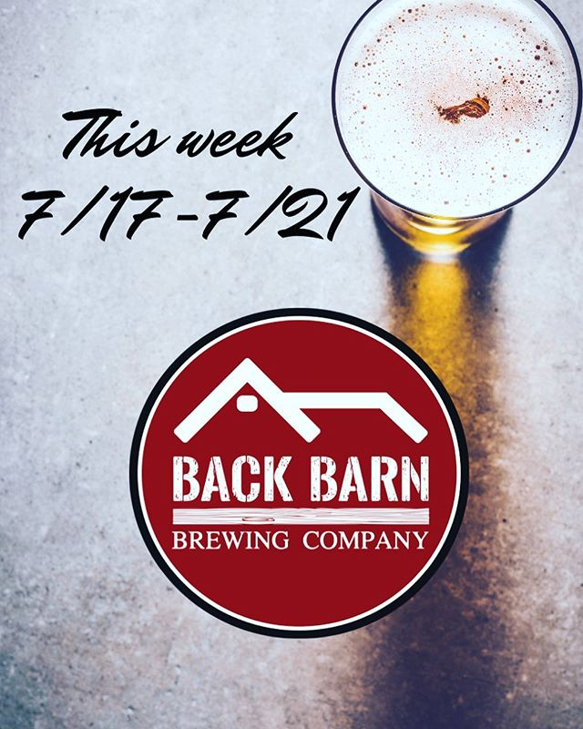Howdy folks. 👋🏼 Hope you all had a chance to enjoy the festivities of last week.  We have another great week at the barns ahead of us.  Open tomorrow 4-8pm  Thursday 3-9  Friday 12-10 We're excited to announce a new food truck Homestead Harvest will be supplying the eats from 3pm on.  Saturday 12-10 Buena Comida makes a return & Jess Jones will be serenading us from 4pm  Sunday 12-6  For those who've noticed we are in the process of expanding the parking & outdoor patio space so be excited 😜 🍺  #craftbeer #beer #brewery #upstateny #drinklocal