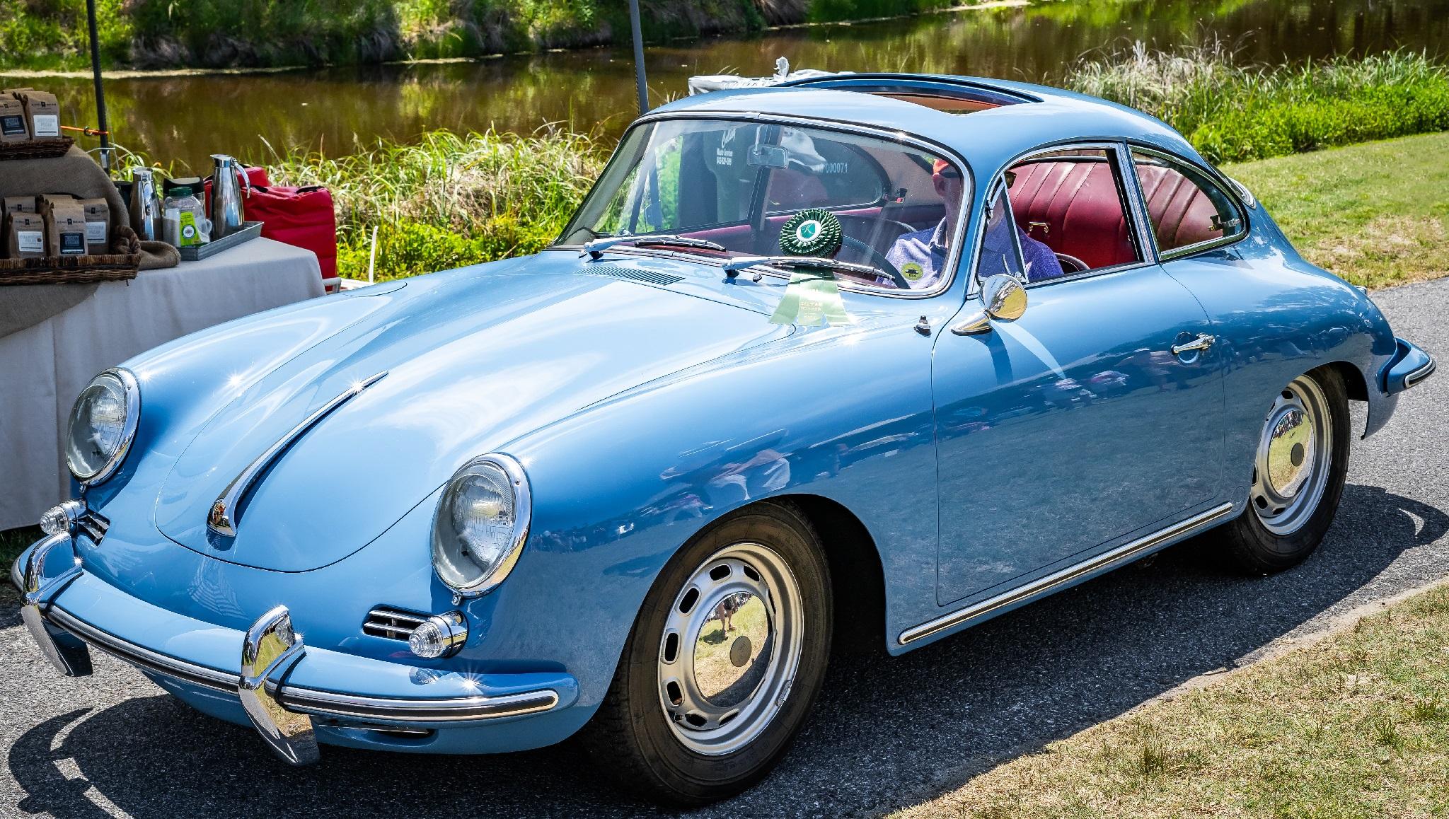 Class Award German - Michael Branning's '64 Porsche 356C Sunroof