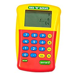 See and Solve Calculator