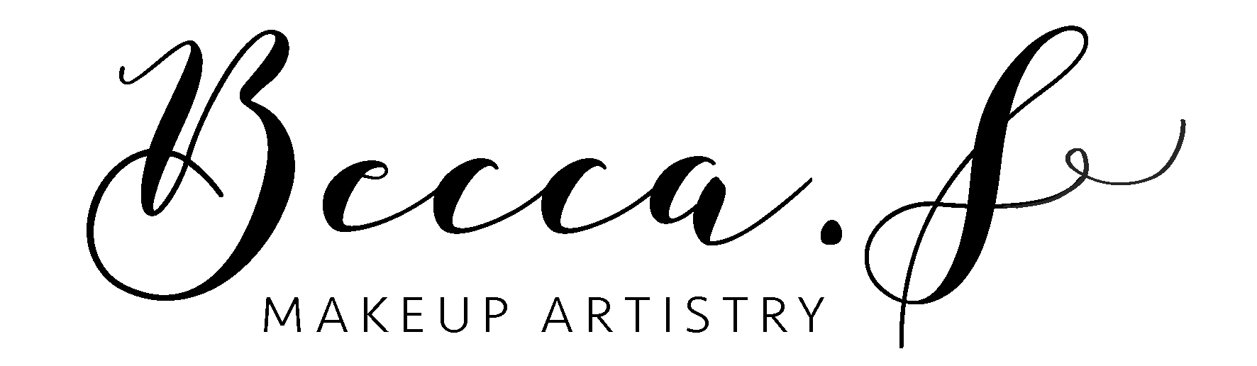 Becca S. Makeup Artistry Website