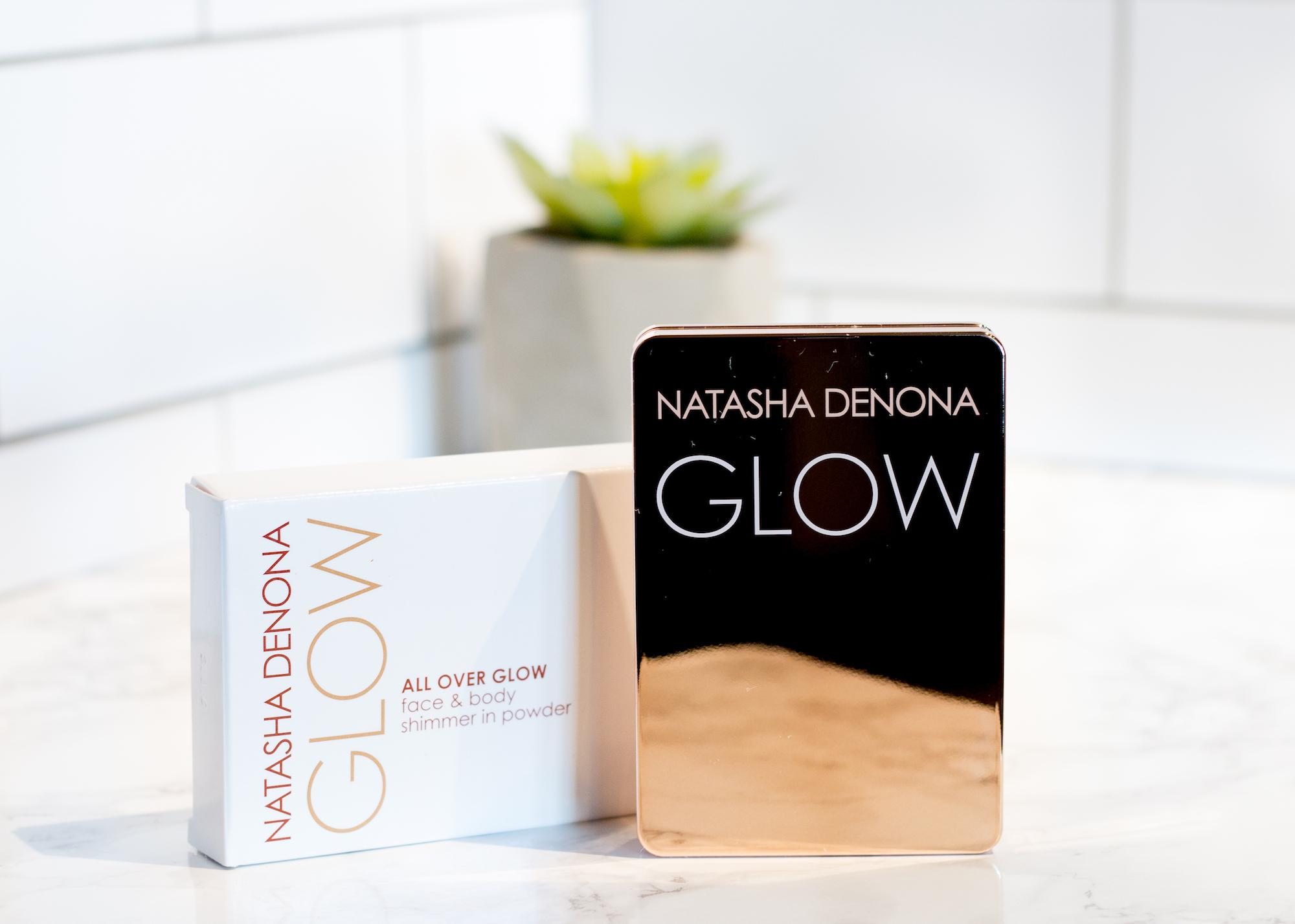 Natasha Denona - All Over Glow Face & Body Shimmer in Powder - Medium - Maisha Harris - TheMaishaHarris - 1.jpg