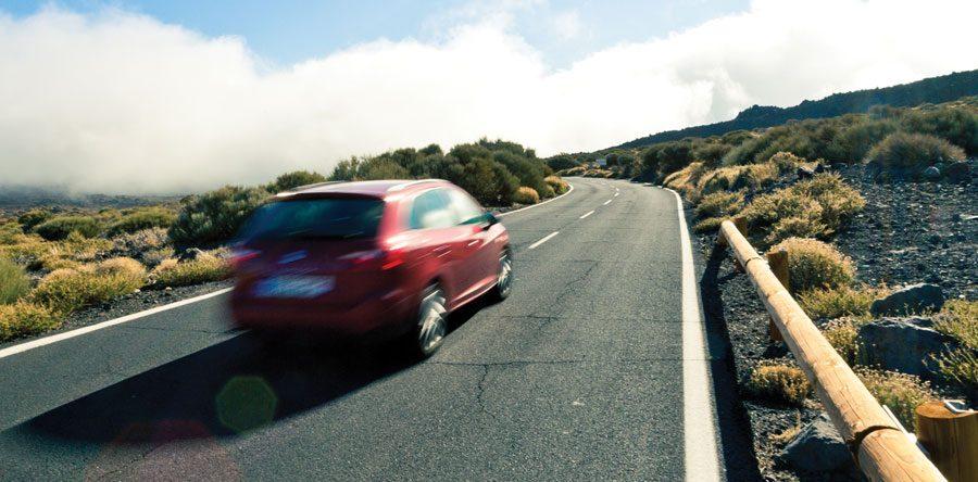 Blazing Fast Car