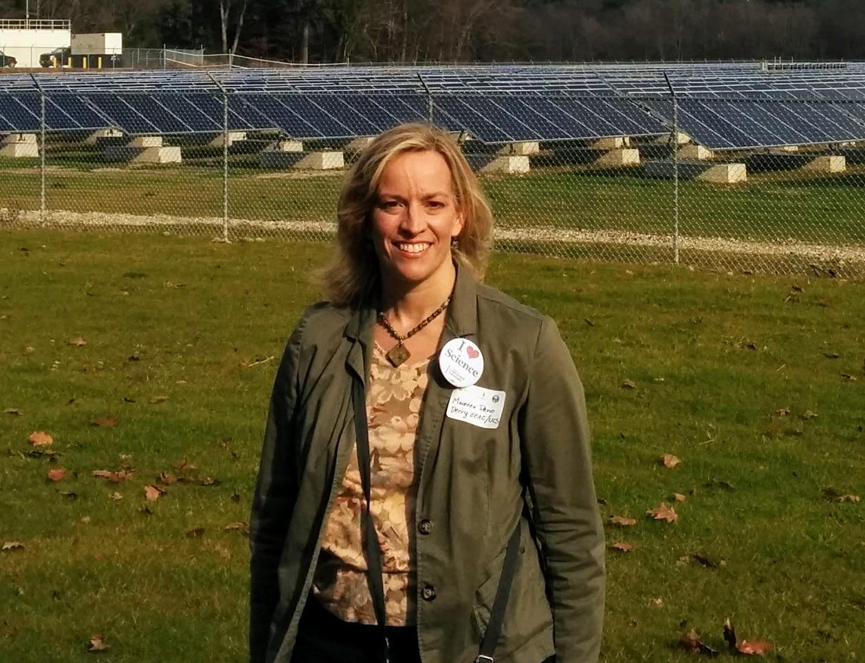 Maureen Reno of Reno Energy Consulting Services