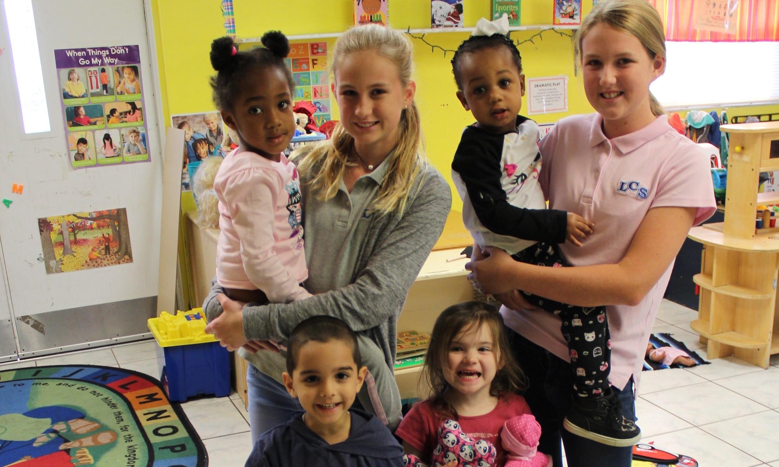 Preschool - Family Life Center