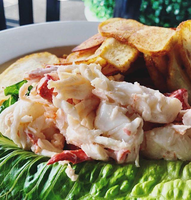 Siros lobster roll #marinabayquincy #marinabayquincyma #quincymass #cityofpresidents #bostonfoodies #bostonfood #bostinfoodie #bostonmagazine #boogiebites