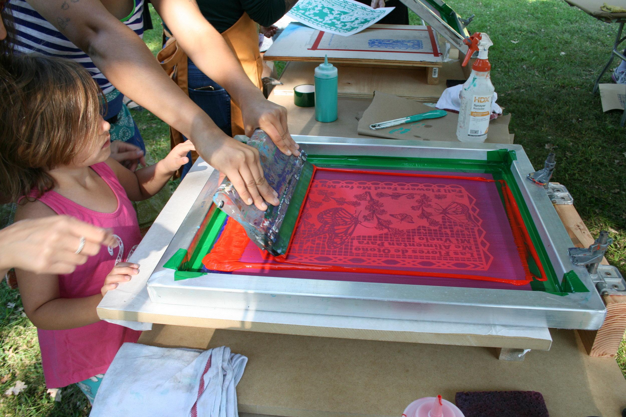 Monarch Festival printers