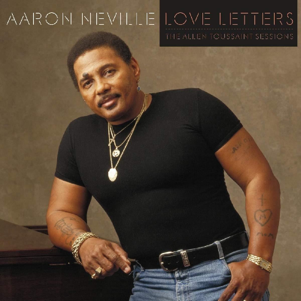 Aaron Nevile - Love Letters
