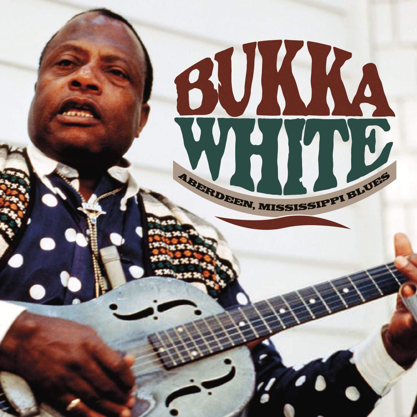 Bukka White - Aberdeen, Mississippi Blues