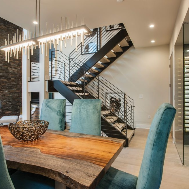 Photo Gallery of Adagio, Winner of Design Home 2016 - The doors to Design Home® 2016 have closed, but now you can tour the home virtually! See the epitome of urban, modern living while exploring every room of this home.