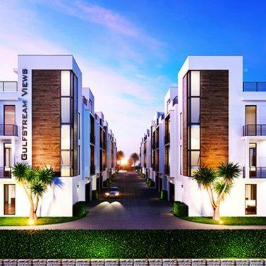 National Realty Investment Advisors plans 14 townhomes in Boynton Beach - National Realty Investment Advisors plans to build 14 townhomes on 2 acres in Boynton Beach, after securing a $16.5 million loan from a Florida commercial bridge lender.