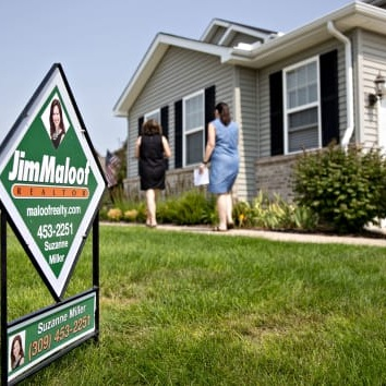 CNBC - The housing market is about to shift -