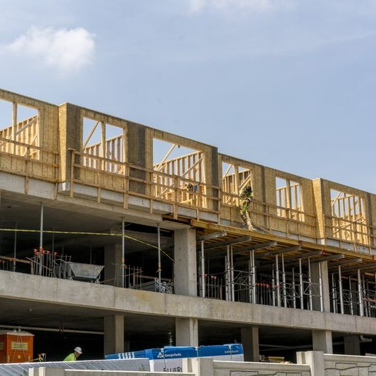 Bloomberg - The Northeast Is Becoming Apartment Country -