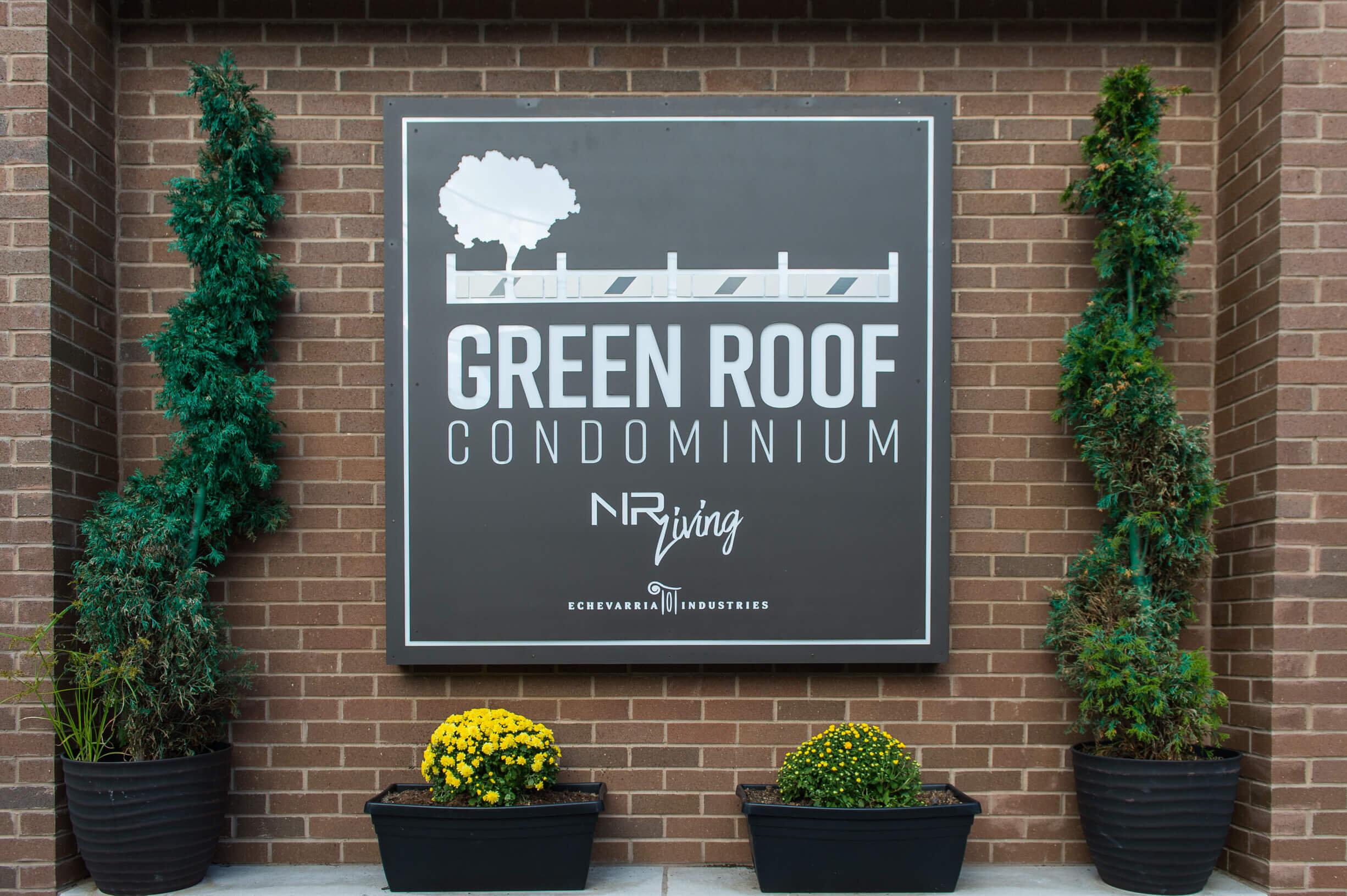 Green Roof Condominium Grand Opening Event
