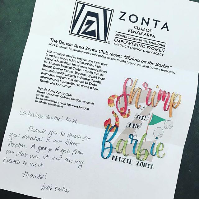 Always happy to help! #benziecounty #frankfortmichigan #beulahmichigan #benzoniamichigan #m22 #m22life #puremichigan #upnorth #zontainternational @zontainternational @zontaintl