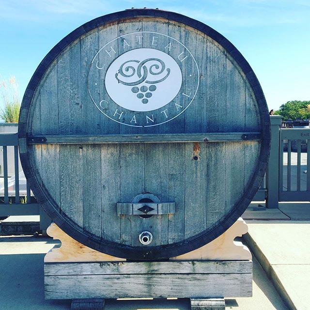 Great view. Great wine. @chateau.chantal #chateauchantal #oldmissionpeninsula #oldmissionwinetrail #oldmissionwineries #michiganwine #michiganbeer #michiganmead #michiganspirits #upnorth #puremichigan