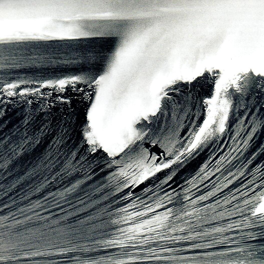 Dick Brewer,1966, Waimea