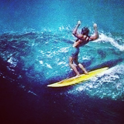 I loved working with Sammy Hawk; he loved going fast and always surfed with style and soul. #tbth