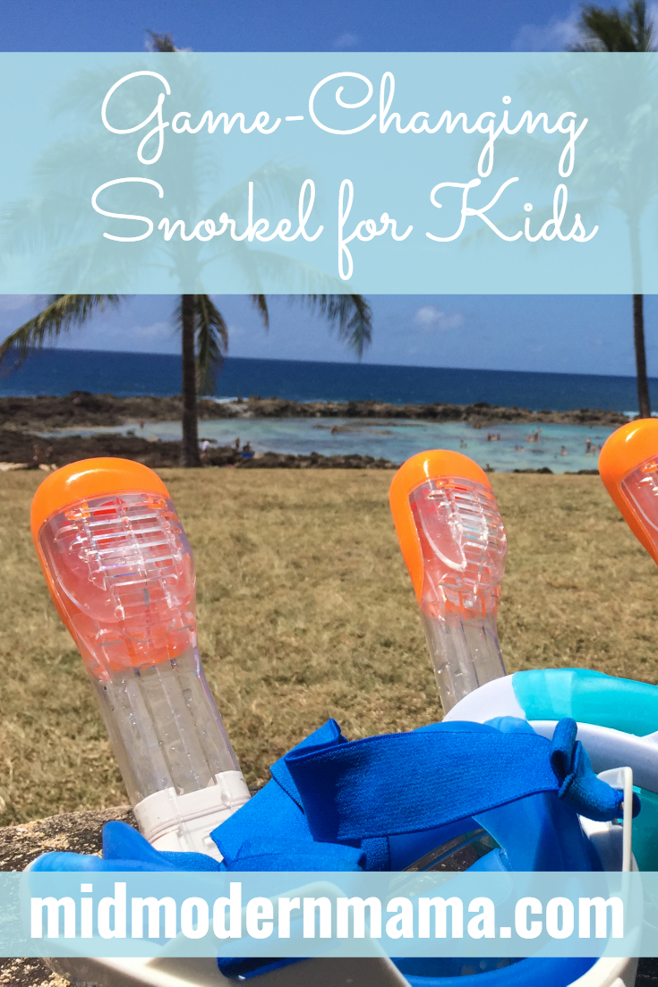 snorkel for kids adults