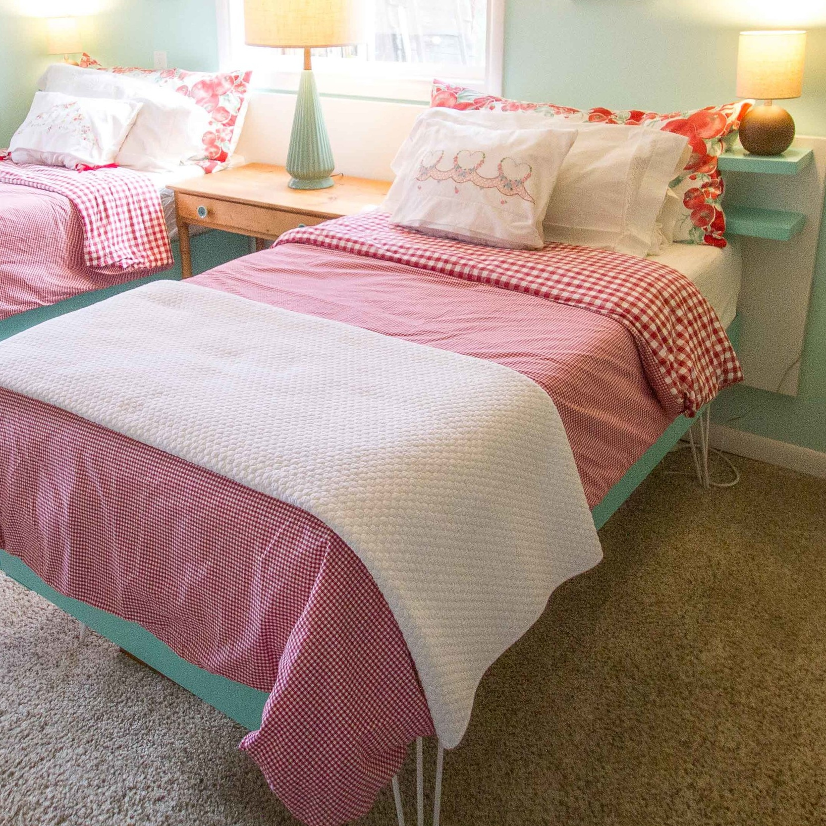 Bedding & Linens - Spring 2019 One Room Challenge