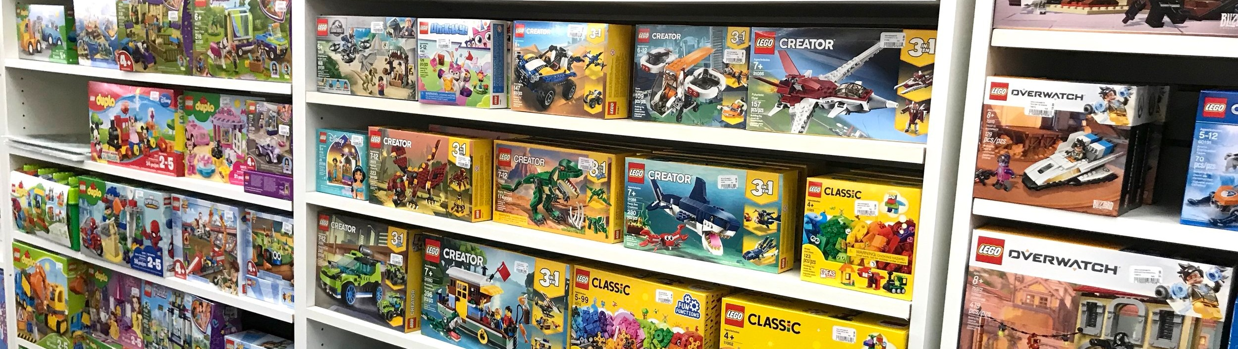 A guest post by blogger Rachel Heller who writes about unconscious bias when selecting toys at a toy store. So many toys are expressly marketed for boys and for girls, and it can be hard to overcome that bias. Even Lego markets their kits toward boys and girls along traditional gender lines -- something they didn't do back in the 1970s.