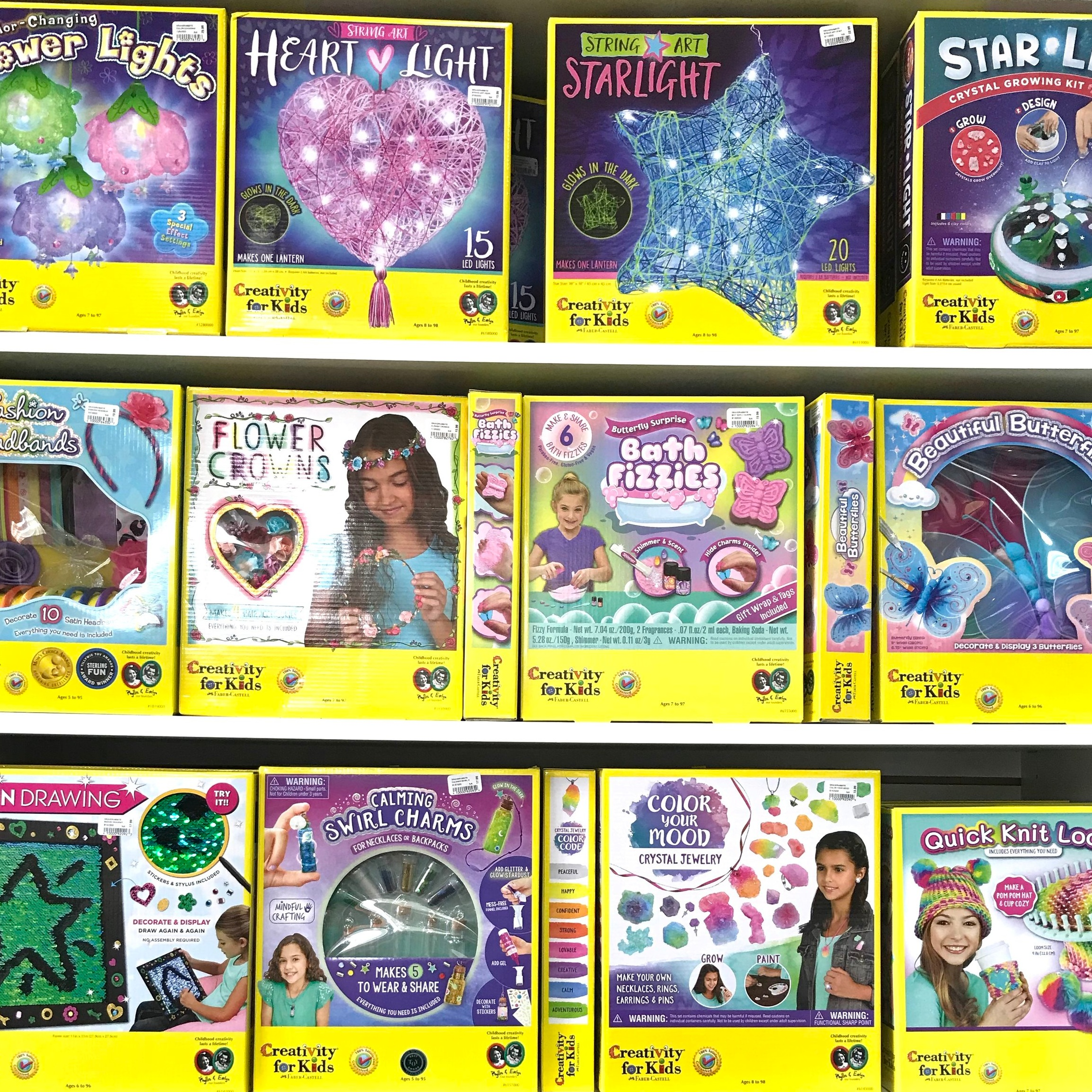 Even the most progressive toy stores are still stuck with sexist packaging targeting children by gender at an early age.