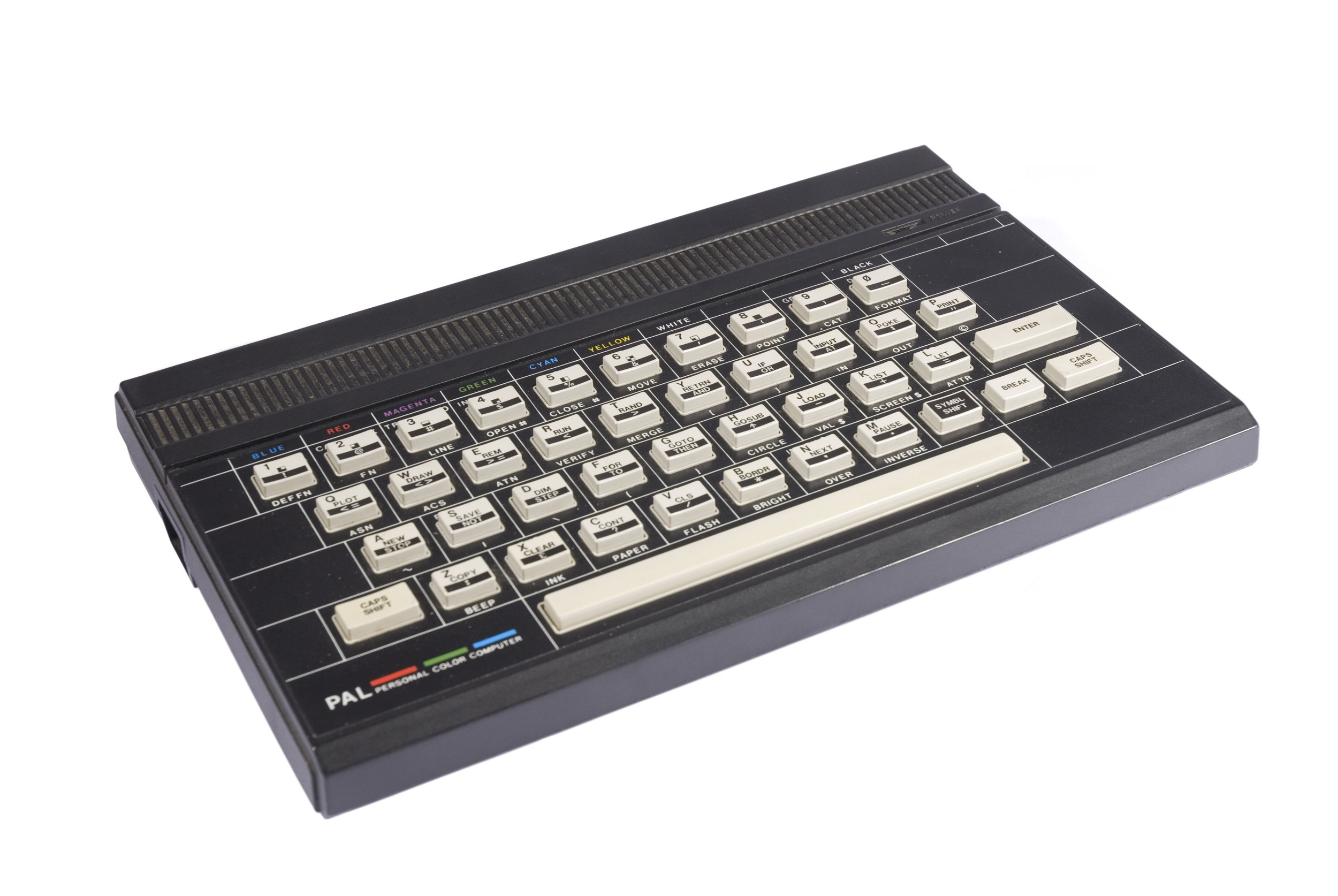 ZX Spectrum 16k (Spanish model), licensed by Adobe Stock