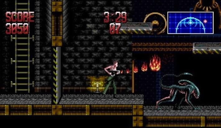 Alien 3 (1992, Screenshot: YouTube)