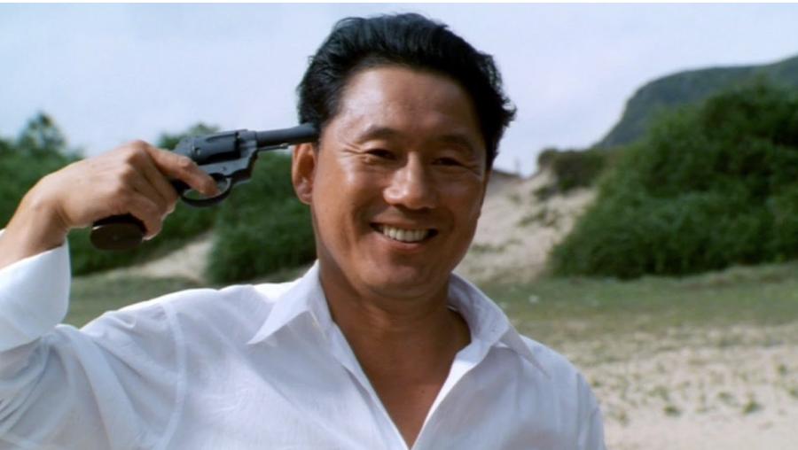 Sonatine (1993), dir. Takeshi Kitano