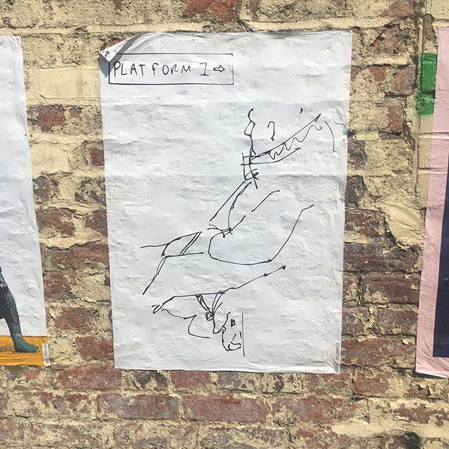 Check out @pastebynumbers who selected one of my drawings among a number of great local artists .  #hull #art #pastebynumbers #cebroomfield #streetart #linedrawing #lineart