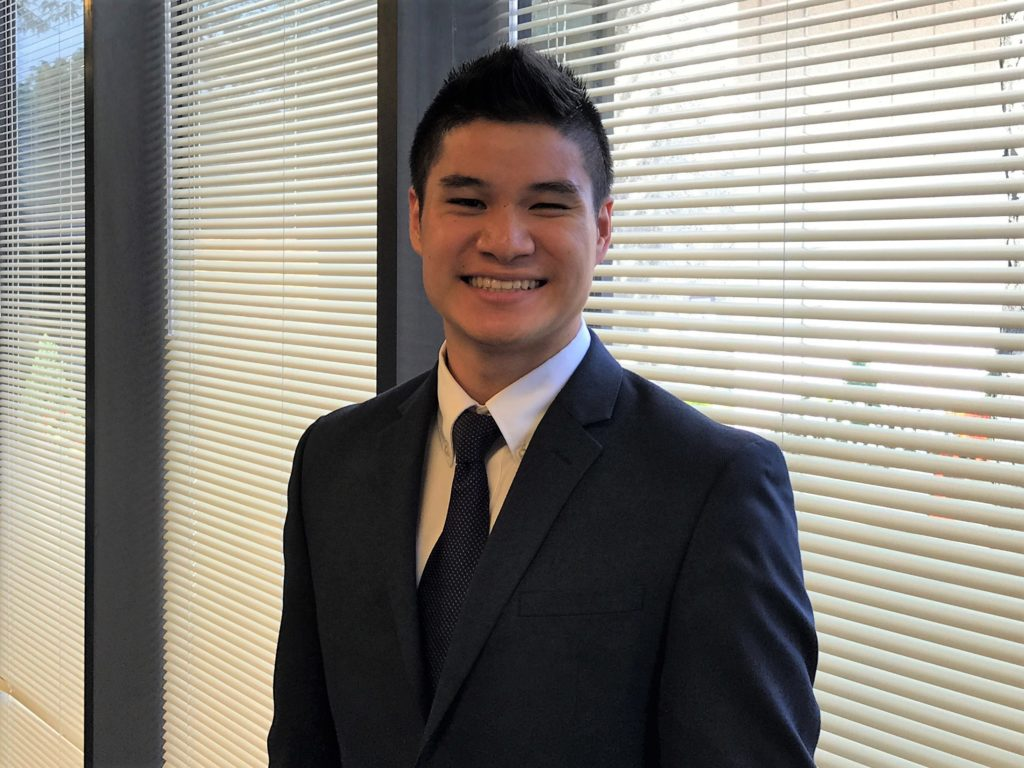Joshua Su, 2017 VFA Fellow, Business Analyst