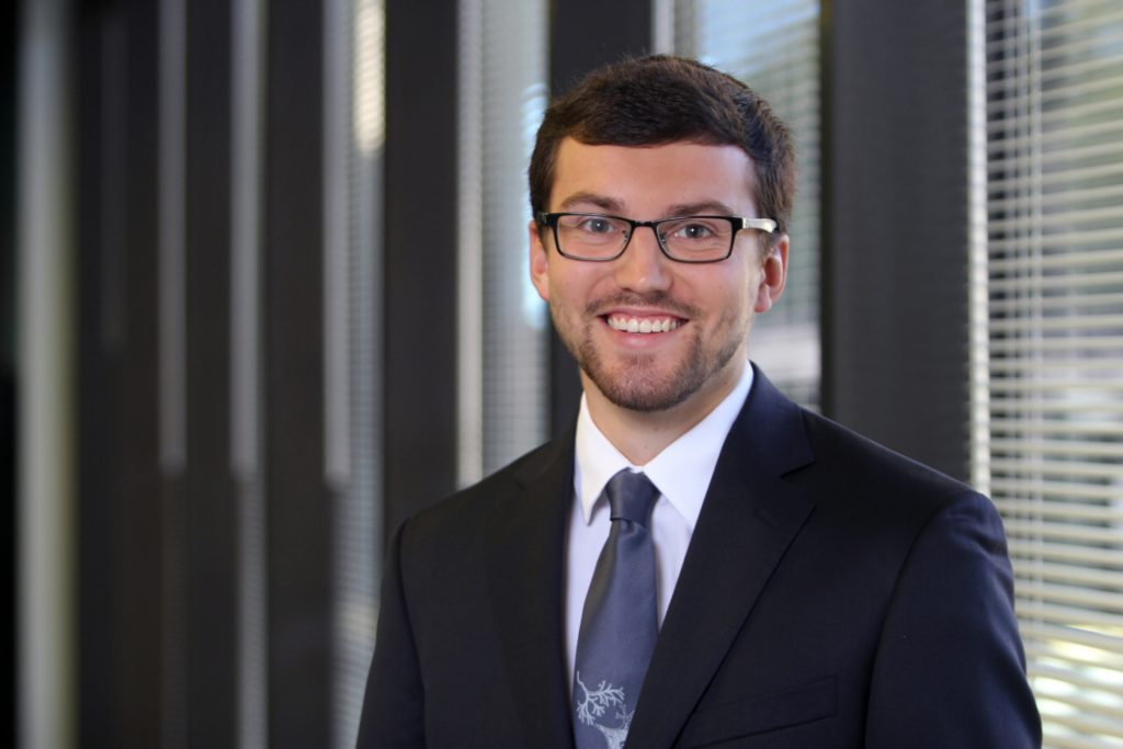 Stuart Rowe, 2016 VFA Fellow, Operations Specialist