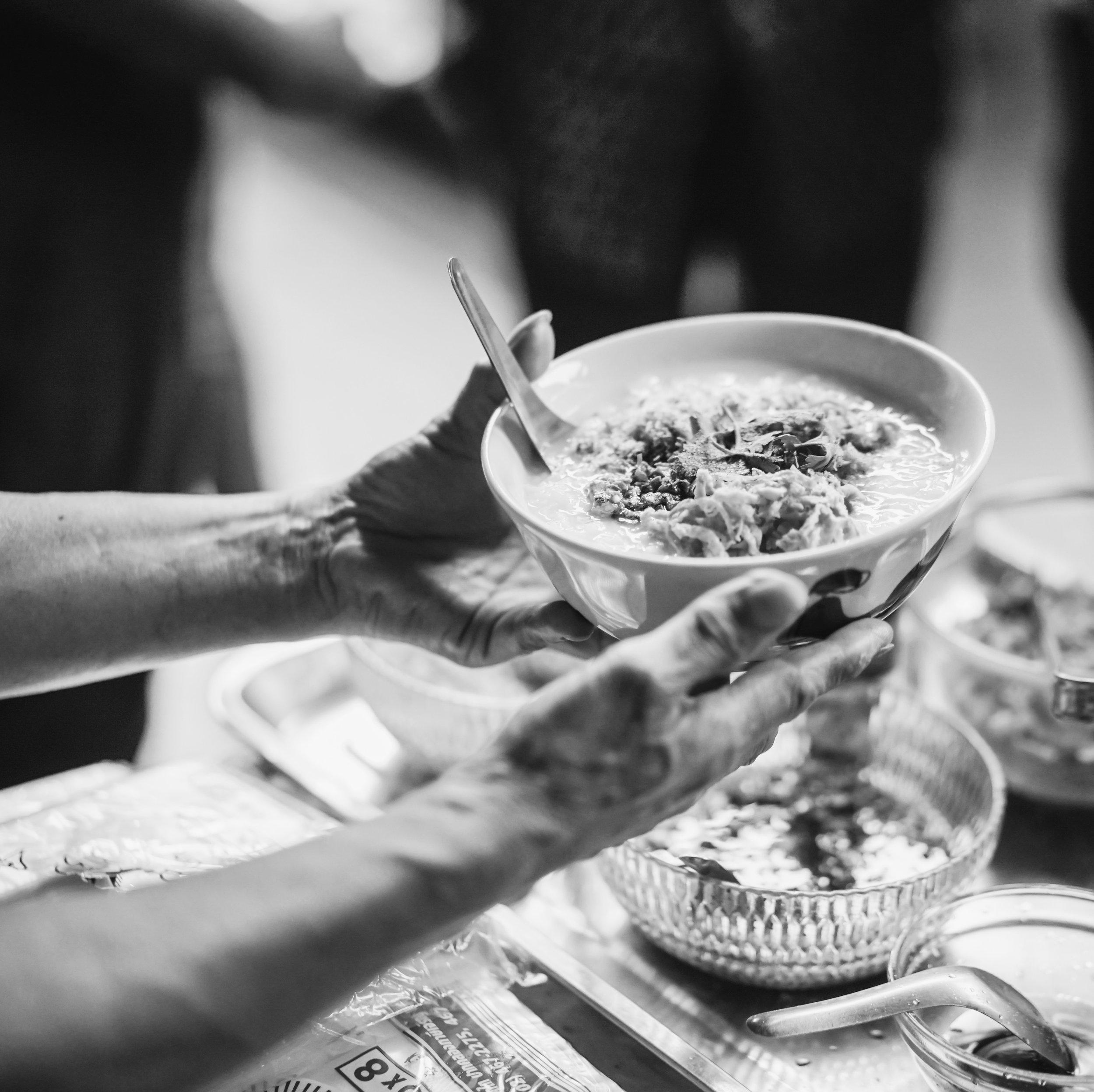 Soup Kitchen -