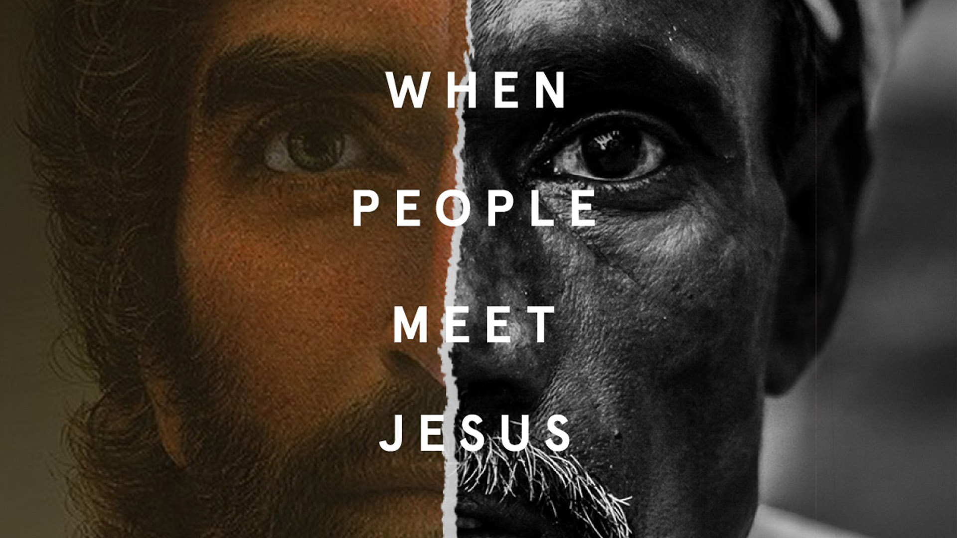 When People Meet Jesus - Personal encounters with ordinary people that changes lives in extraordinary ways