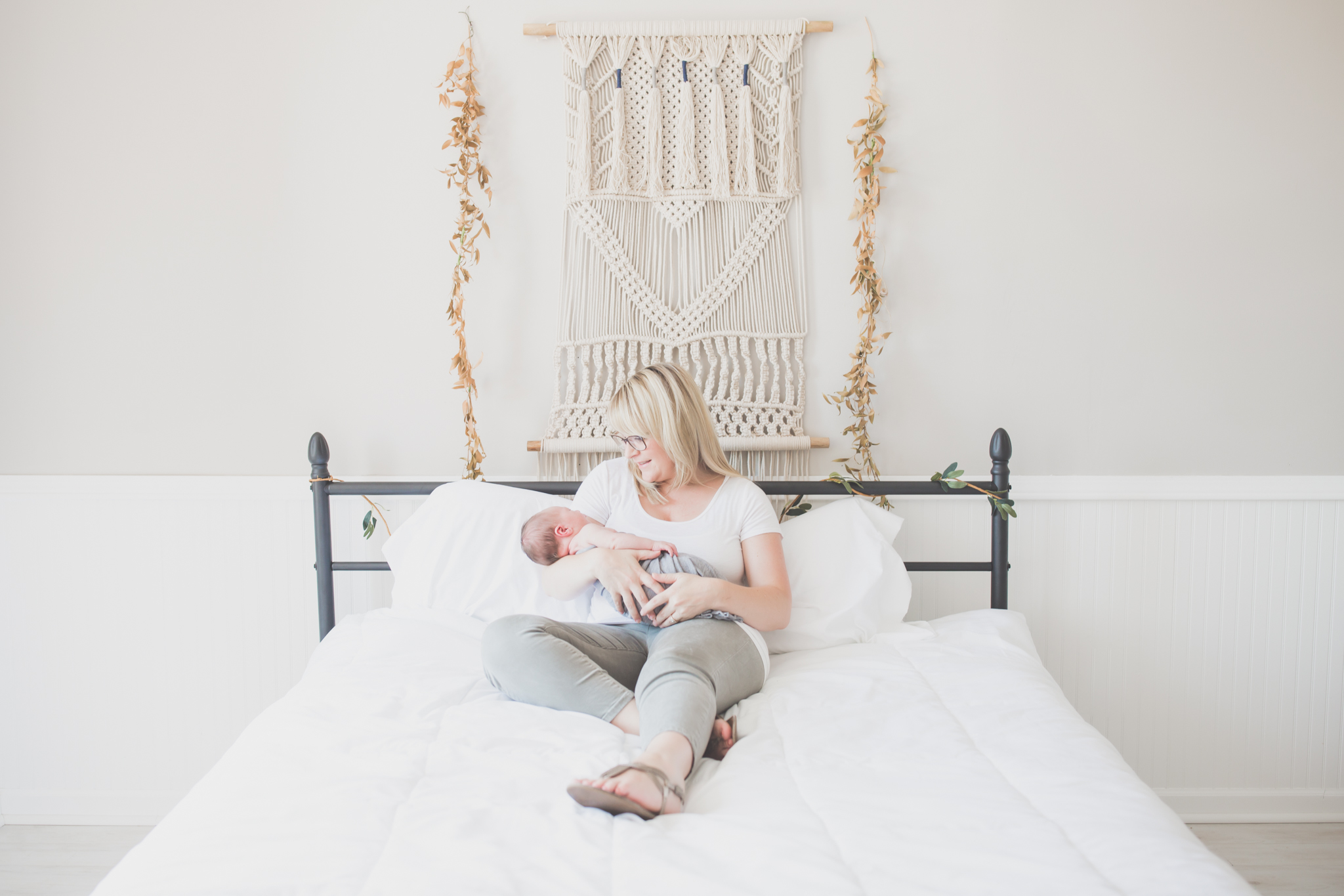 Beau Newborn Studio session Rockford IL cara peterson photography-8.jpg