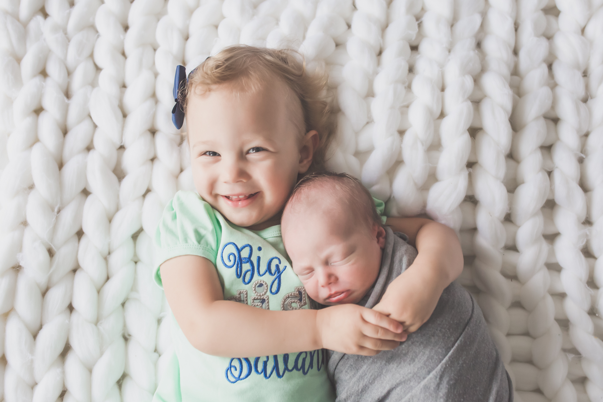 Sibling photos Newborn session photographer lifestyle studio - Cara Peterson Photography Rockford IL-1-8.jpg