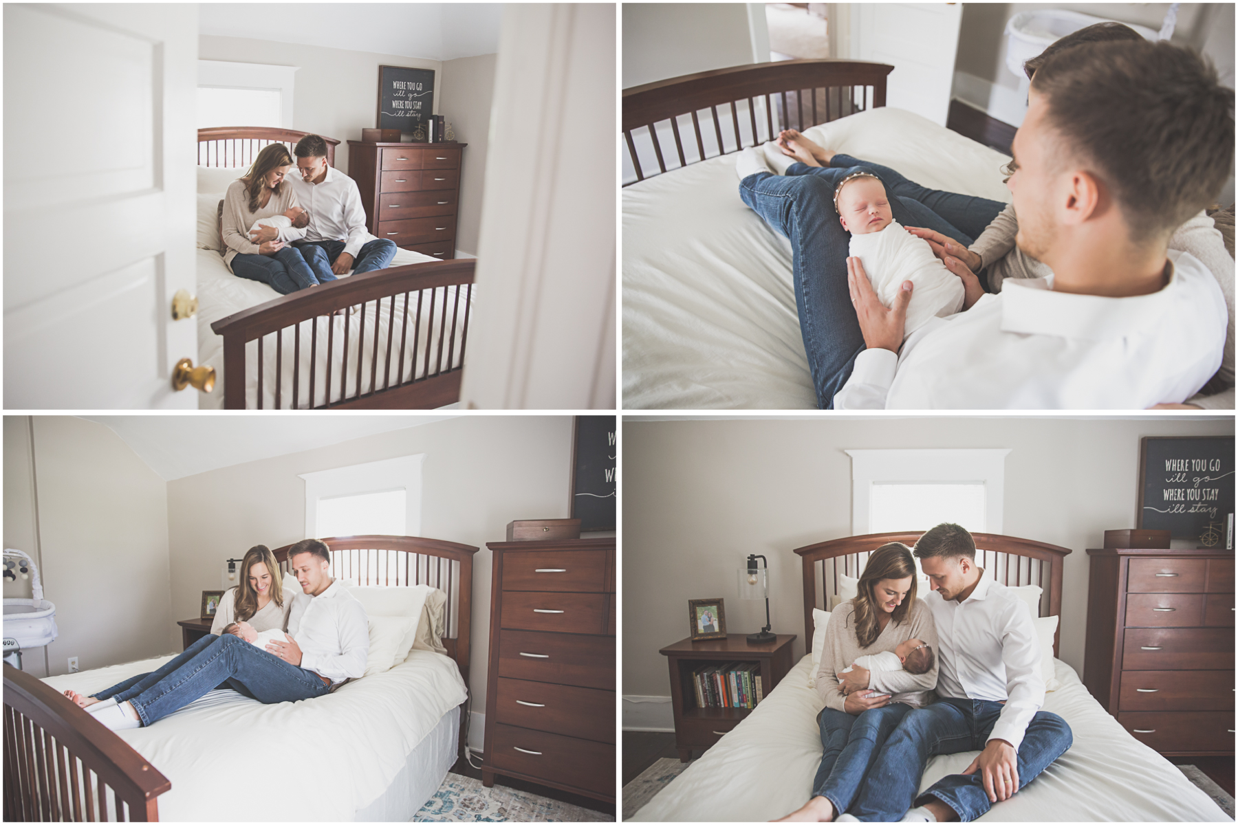 Cara Peterson Photography Rockford IL Newborn Maternity Family Photographer Northern IL Lifestyle in home baby .jpg