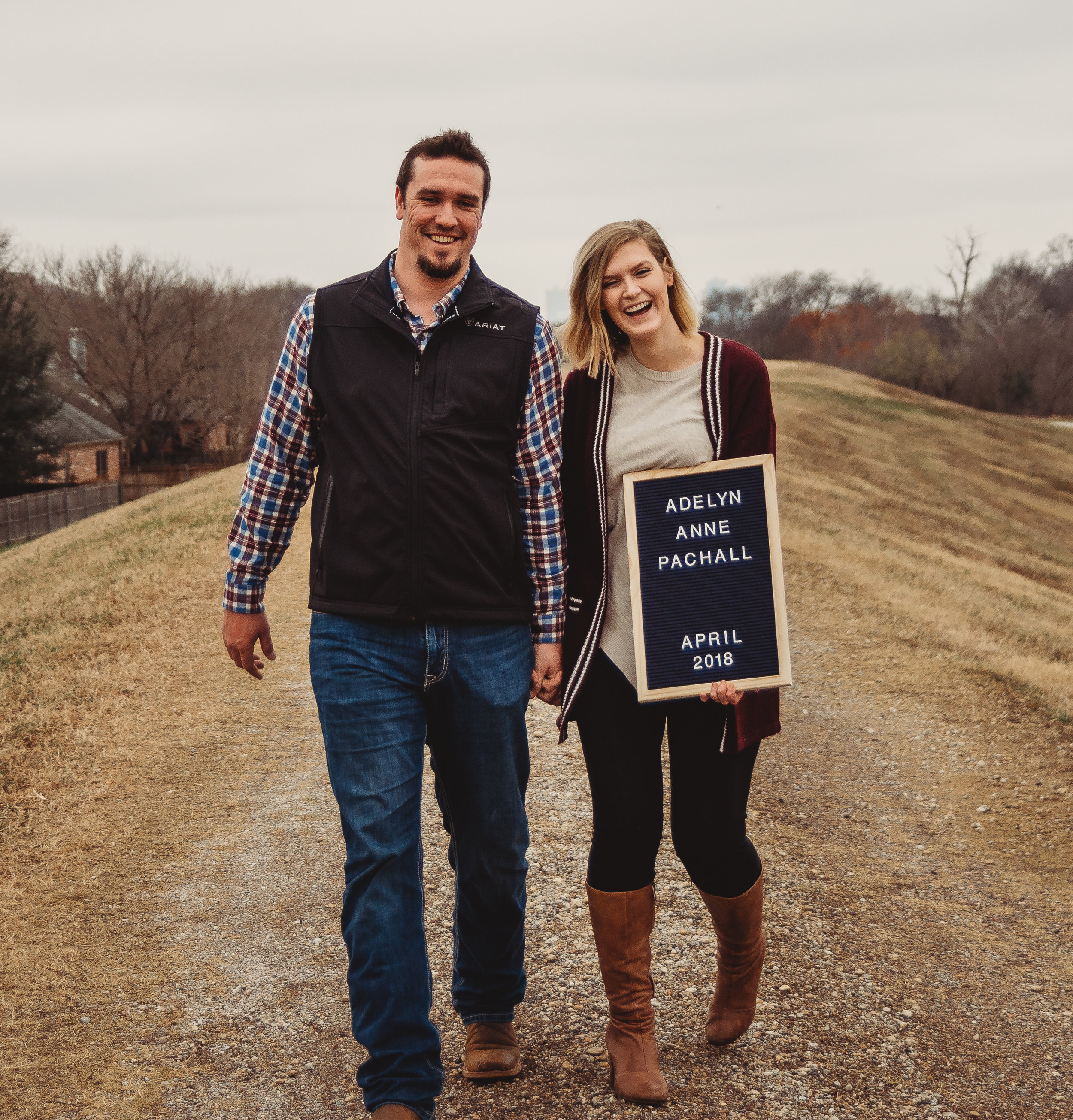 Pachall | Baby Announcement