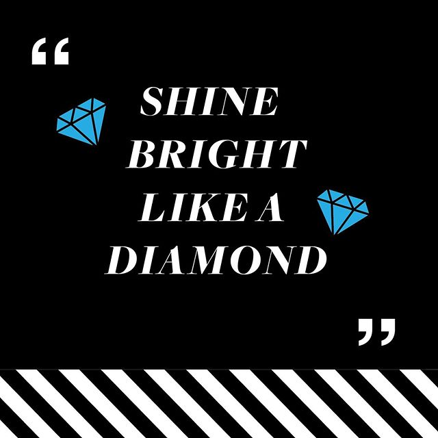 💎Its Friday! ✨Get your sparkle on. 💎