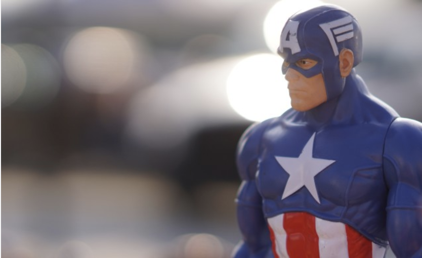 Steve Rogers was a 'hero' long before he became Captain America.