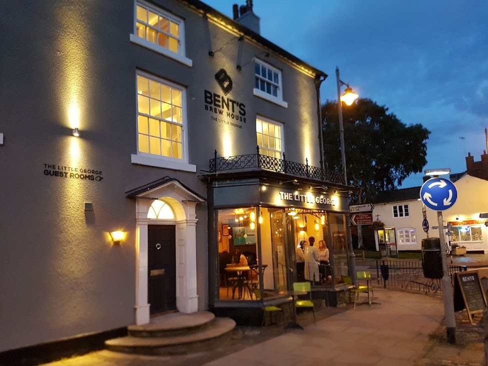 The Little George - Eccleshall - 1, Castle Street, Eccleshall, ST21 6DFhttps://www.bentsbh.com