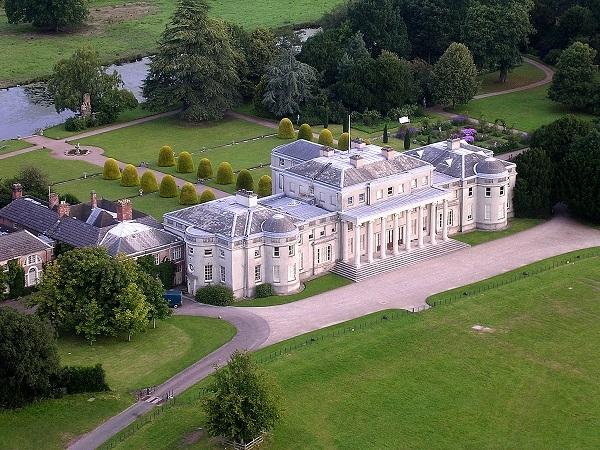 Shugborough Hall (National Trust) - Milford, near Stafford, Staffordshire, ST17 0XBhttps://www.nationaltrust.org.uk/shugborough-estate