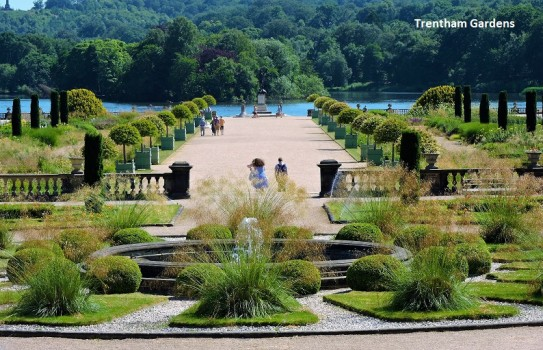 Trentham Gardens - The Trentham Estate, Stone Road, Trentham, Stoke-on-Trent, ST4 8JGhttps://www.trentham.co.uk/trentham-gardens
