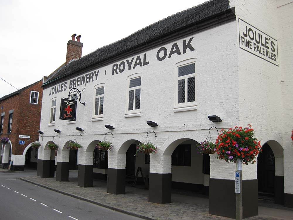 Royal Oak - Eccleshall - 25, High Street, Eccleshall, Staffordshire ST21 6BWhttps://www.theroyaloakeccleshall.co.uk