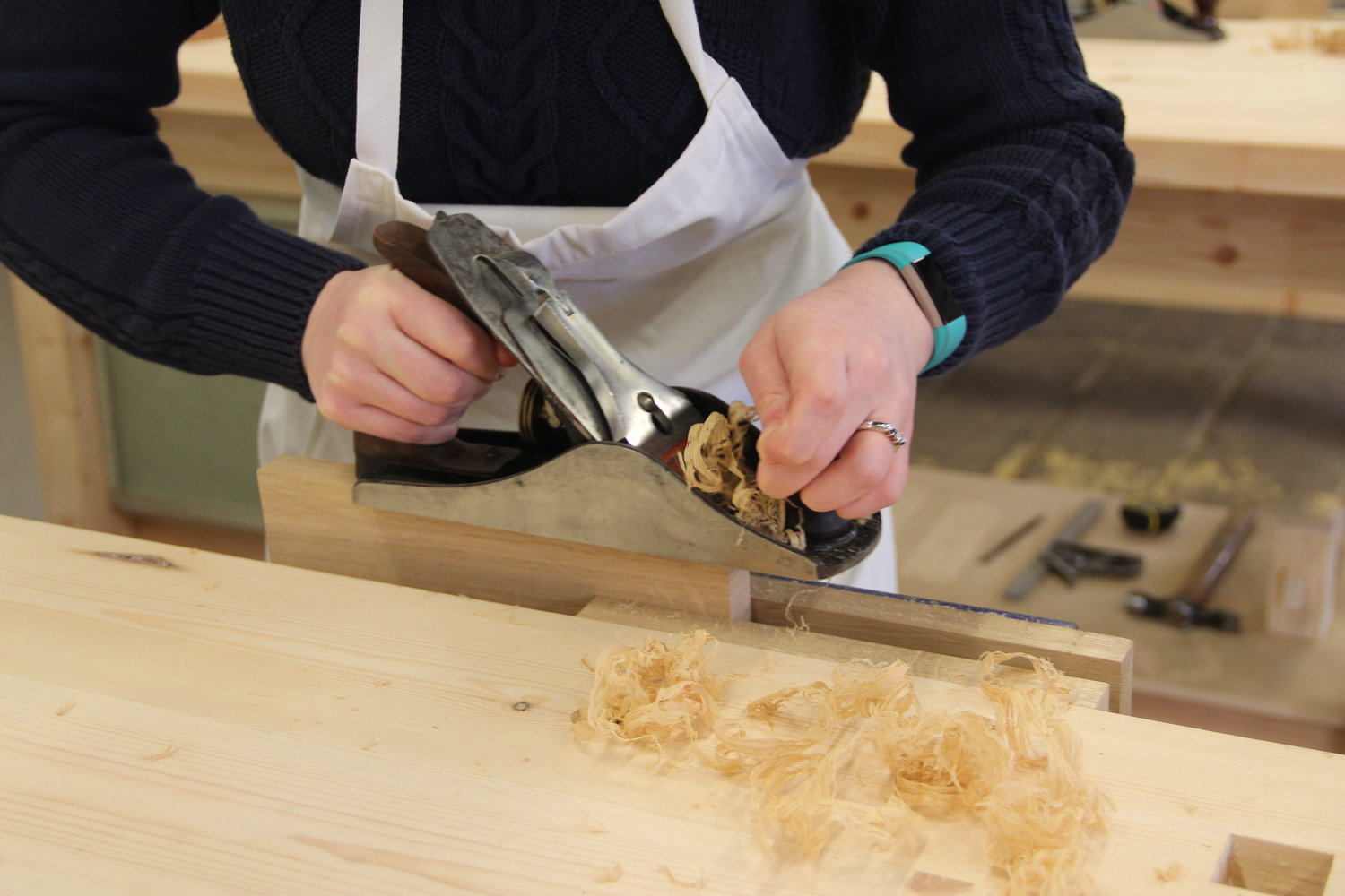 taster 1 day course — dovetail woodworking