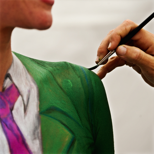 Body Painters / Body Painted Performers -