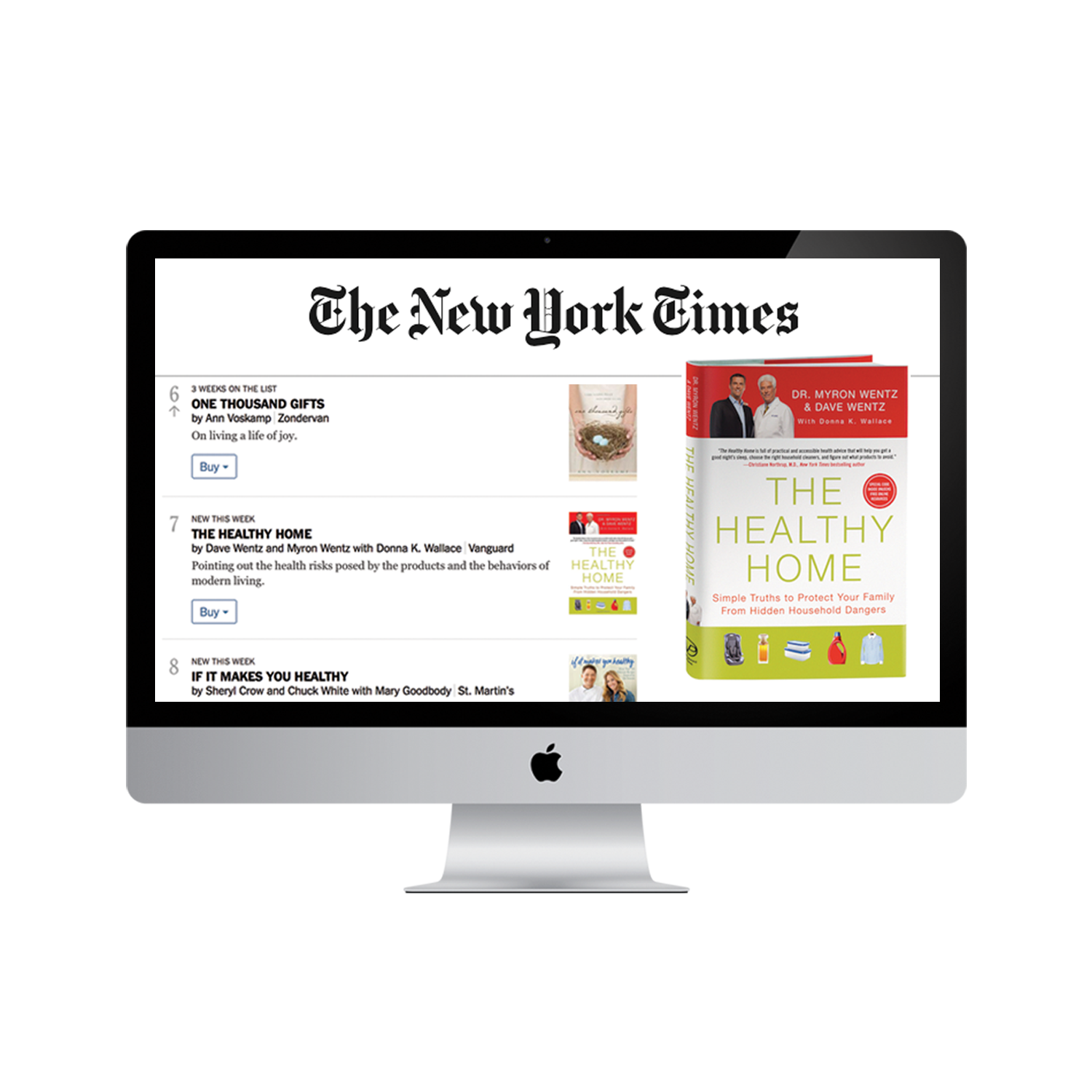 Healthy Home New York Times