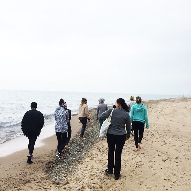 Counting down the days until we're walking on the beach, having soul chats, filling our cups with yoga and mindset and healthy noms.  Our next Empowered and Free Retreat is coming April 5-7 just a short drive from Chicago and we'd love to have you there. We still have a couple spots available! Link in bio or DM us for special rates 💗