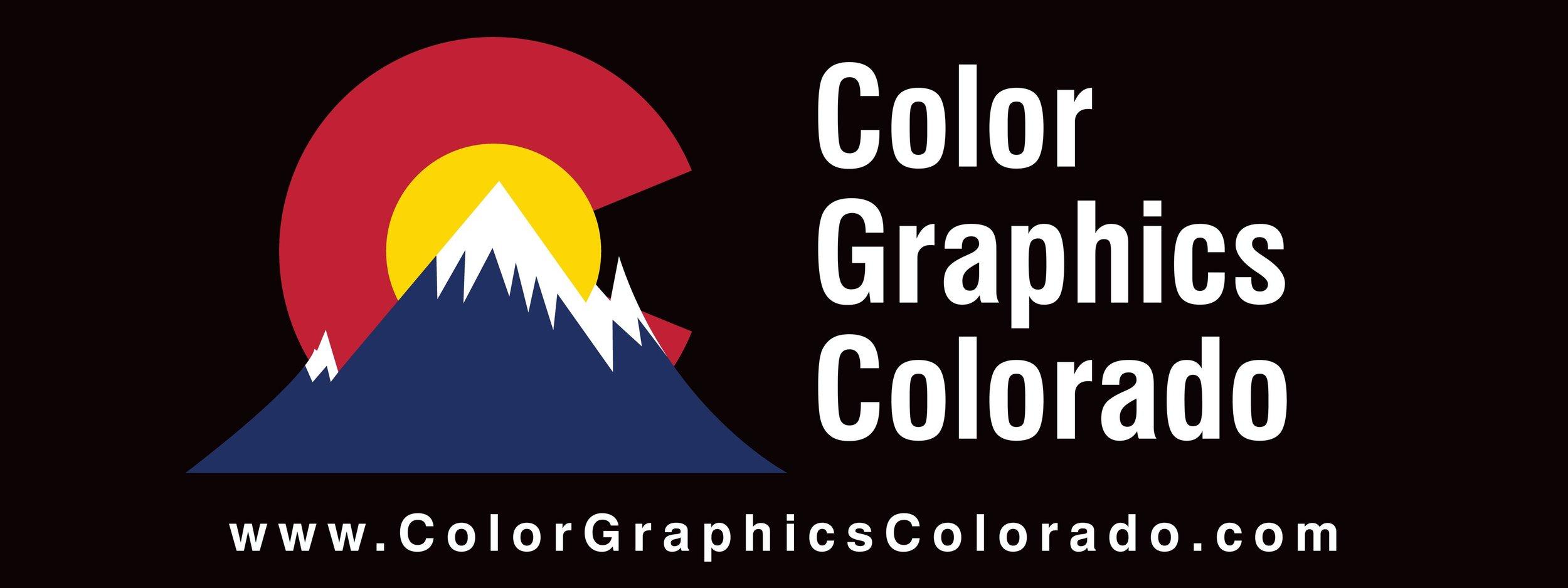 Color Graphics Colorado - 1708 E LINCOLN AVE UNIT 6FORT COLLINS, CO 80524(970) 673-6458http://colorgraphicscolorado.com*Discount available for members
